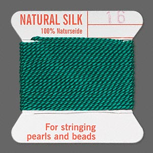 Thread Silk Greens