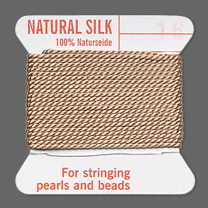 Thread Silk Beige / Cream