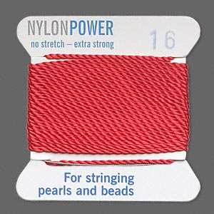 Thread Nylon Reds