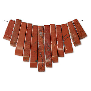 Focals Grade B Red Jasper