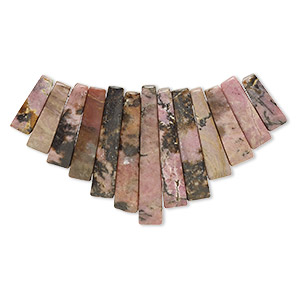 Focals Grade C Rhodonite