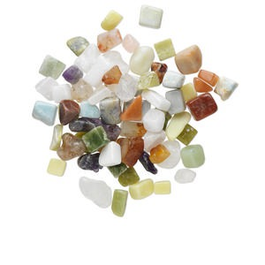 Components Grade C Mixed Gemstones