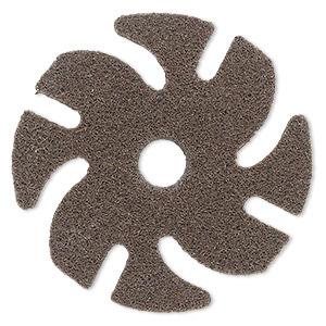 Abrasive disc, 3M™ Scotch-Brite™ EXL Unitized, plastic