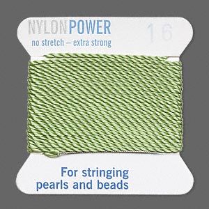 Thread Nylon Greens