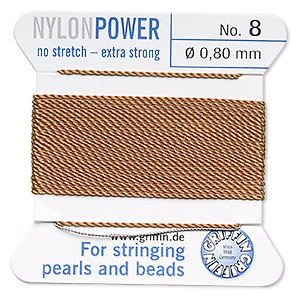 Thread Nylon Browns / Tans