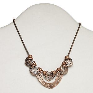 30pc Retro Bronze horse pendant Bead Charms Accessories wholesale PJ1879