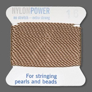 Thread Nylon Beige / Cream