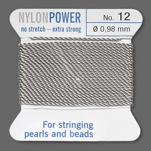 Thread Nylon Greys