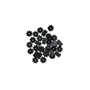 Beads Other Plastics Blacks