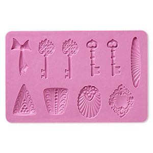 Molds & Texturing Silicone Pinks