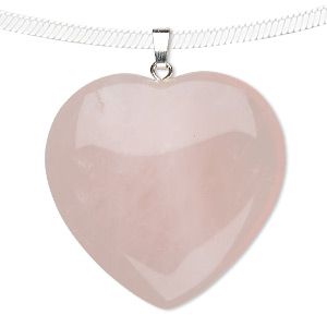 Pendants Rose Quartz Pinks
