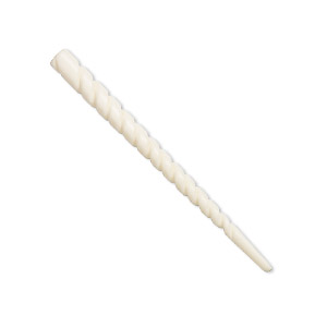 Hairsticks Bone Whites