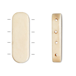 Spacer Bars Bone Beige / Cream