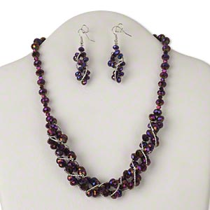 Jewelry Sets Purples / Lavenders Everyday Jewelry