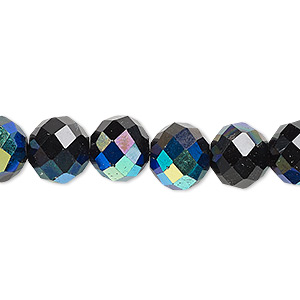 Beads Glass Blacks