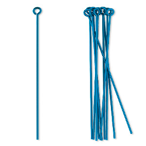 Eye Pins Niobium Blues
