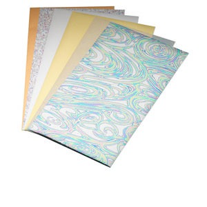 Mixed Media Sheets Mylar Multi-colored