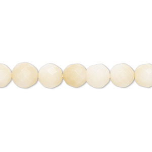 Beads Coral Whites