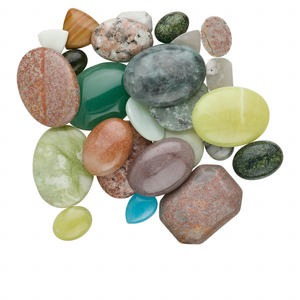 Cabochons Mixed Gemstones Mixed Colors
