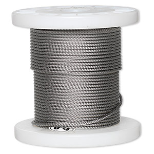 saving on beading wire accu flex twisted cable wire