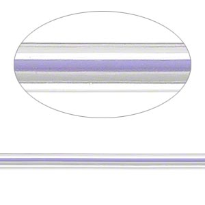 Beading Wire Stainless Steel Purples / Lavenders