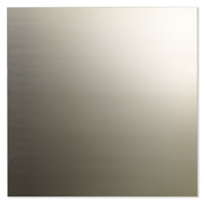Metal Sheet Nickel Silver Silver Colored