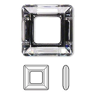 Components Swarovski Clear