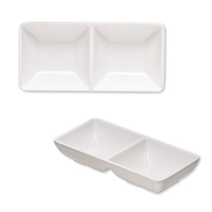 Bead Boards & Sort Trays Acrylic Whites