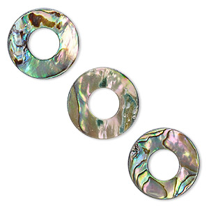 Donuts Paua Shell Multi-colored