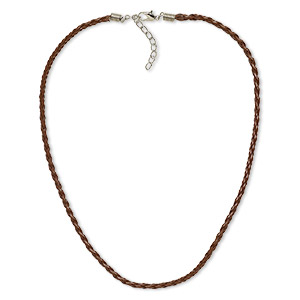 Necklace Bases Browns / Tans H20-4997JE