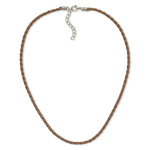 Other Necklace Styles Browns / Tans H20-4998JE