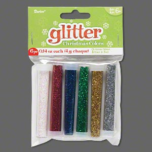 Glitter and Inclusions Mixed Colors H20-5007BS