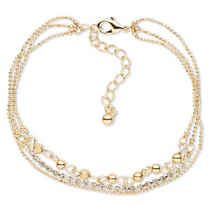 Other Bracelet Styles Gold Colored Everyday Jewelry