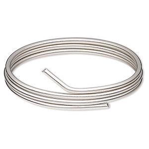 Solder Wire Silver Colored Canfield