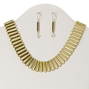 Jewelry Sets Gold Colored Everyday Jewelry