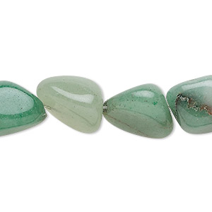 7 pieces Natural Green Aventurine Smooth gemstone green aventurine beads pear shape gemstone 25x14mm drilled pear gemstone size 18x10mm