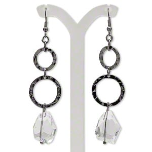 Fishhook Earrings Everyday Jewelry H20-5737JD