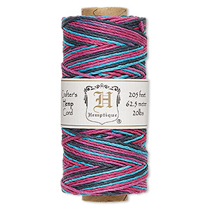 Cord  Multicolored 20-pound Test