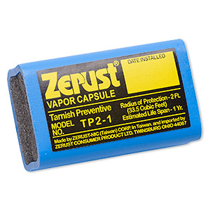 Clean, Polish and Sand Multi-colored Zerust