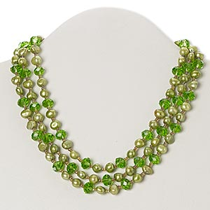 Other Necklace Styles Greens Everyday Jewelry