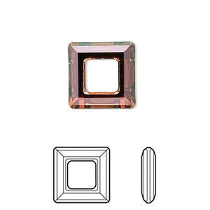 Components Swarovski Copper