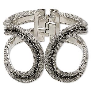 Bangles Silver Colored Everyday Jewelry