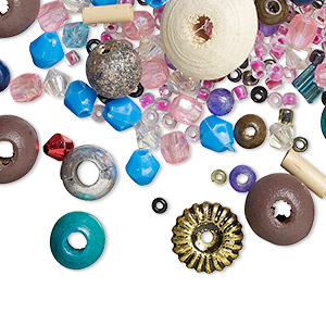Beads Mixed Colors H20-6325FL