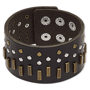 Other Bracelet Styles Leather Blacks