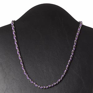 Other Necklace Styles Purples / Lavenders Everyday Jewelry