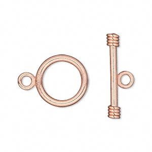 Toggle Copper Copper Colored
