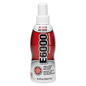 Glues and Adhesives Whites E-6000