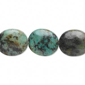 "Beads Grade C African ""Turquoise"""