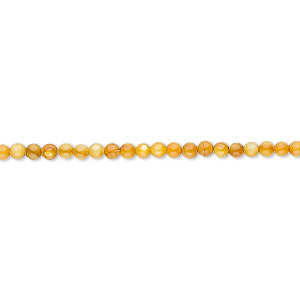 Beads Mother-Of-Pearl Yellows