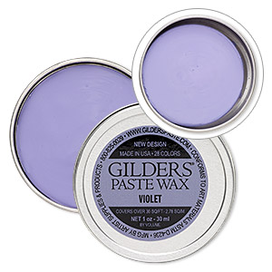 Paints and Coloring Agents Purples / Lavenders Gilders Paste